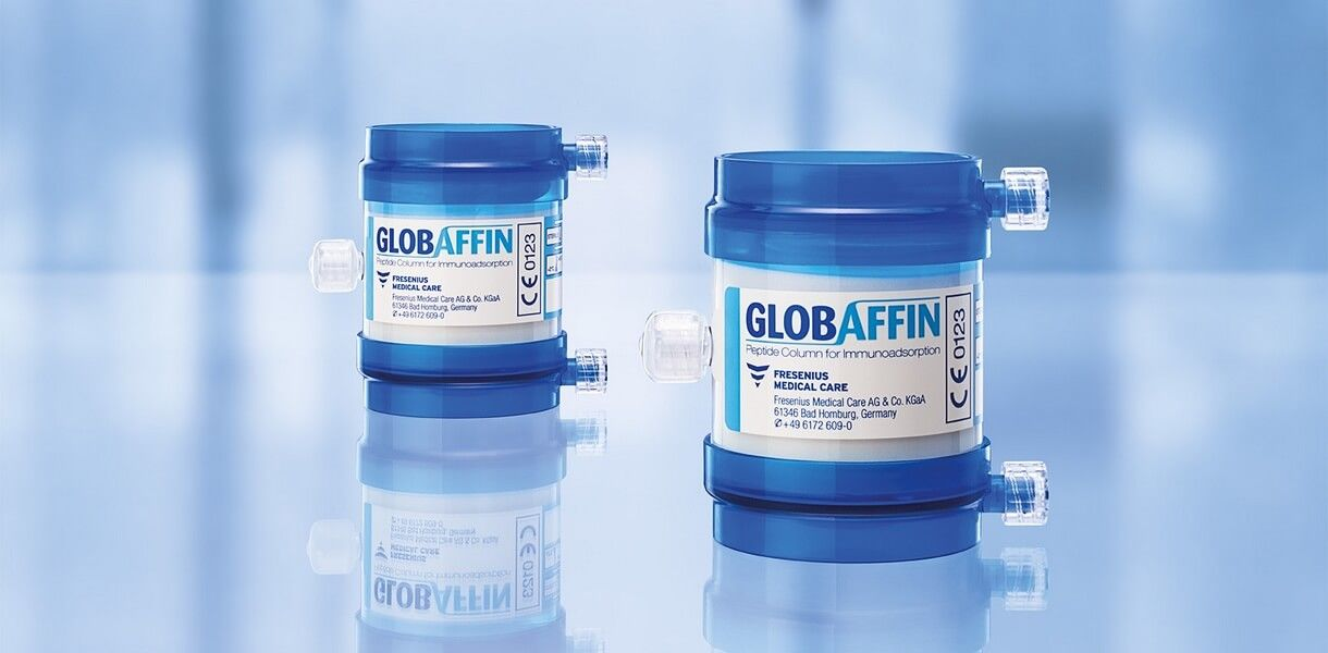 Immunosorba®- ja GLOBAFFIN®-adsorberit